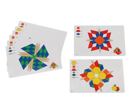 Reflecting Patterns - Arbeitskarten zum Eckspiegel-1