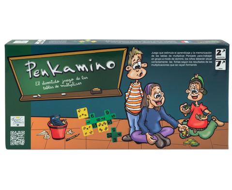 Einmaleins-Spiel Penkamino