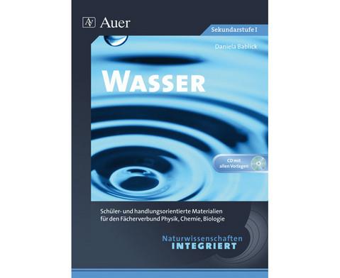 Naturwissenschaften integriert Wasser incl CD-ROM - 5 bis 7 Klasse-1