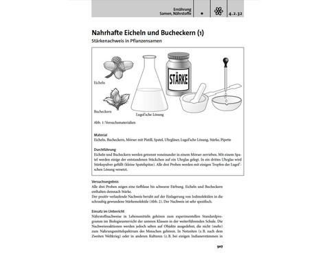 Biologie allgemein - Biologische Kurzversuche in 2 Baenden-11