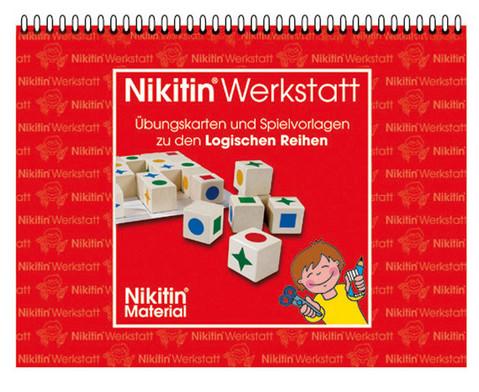 Nikitin Werkstatt zu den Logischen Reihen-1