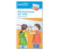 miniLÜK-Heft: Rechenmeister bis 1000