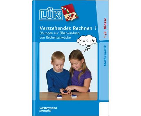 LUEK-Heft Verstehendes Rechnen 1-1