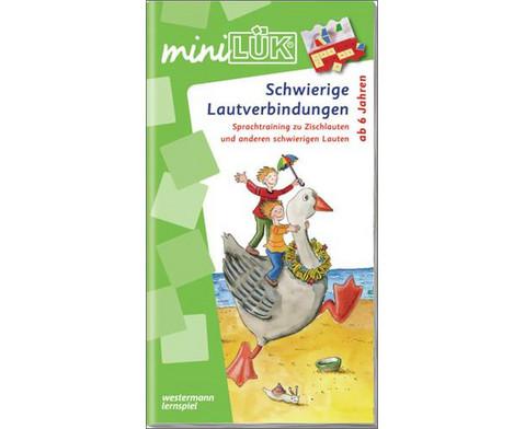 miniLUEK-Heft Schwierige Lautverbindungen-1