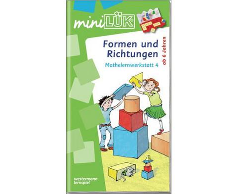 miniLUEK Formen und Richtungen ab 1 Klasse-1
