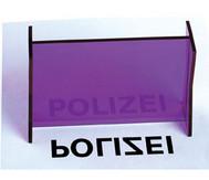 Klassensatz 24 Zauberspiegel, violett