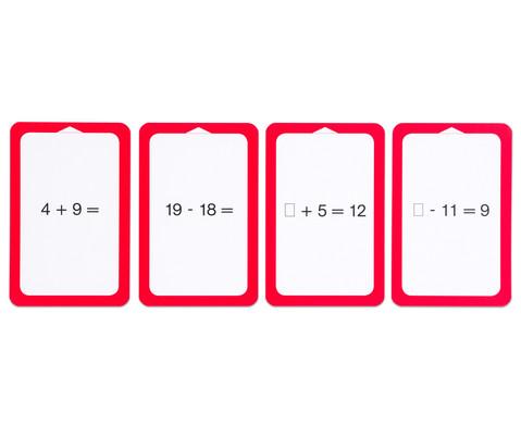 Addition-Subtraktion - Kartensatz fuer den Magischen Zylinder-7