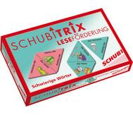 SCHUBITRIX Leseförderung Schwierige Wörter