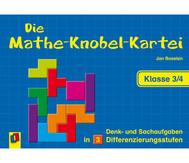 Die Mathe-Knobelkartei - Klasse 3-4