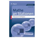 Mathe an Stationen - Spezial Satzgruppe des Pythagoras - Klasse 7. - 10.
