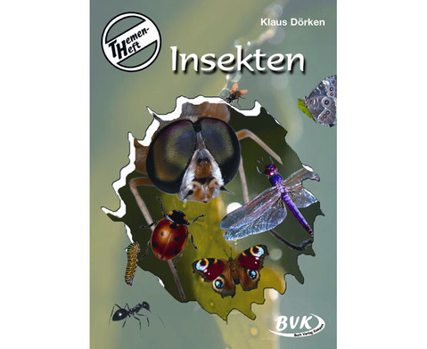 Themenheft Insekten - 3-5 Klasse-1