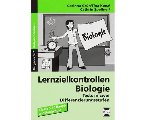 Lernzielkontrollen Biologie - Klassen 5 - 10