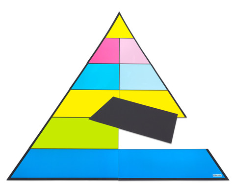 Lebensmittelpyramide fuer die Tafel-2