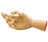 Zeichenmodell: Hand