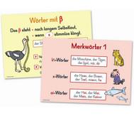 Merkposter Rechtschreibung Aufbauwissen