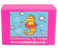 Fleißkärtchen für Kinder