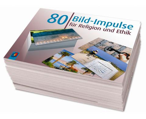 80 Bildimpulse fuer Religion und Ethik