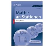 Mathe an Stationen - Spezial Dezimalbrüche - Klasse 5.-8.