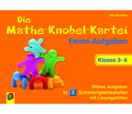 Die Mathe-Knobel-Kartei: Fermi-Aufgaben -  Klasse 3-6