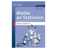 Mathe an Stationen - Spezial Zahlen kennenlernen  - Klassen 1.