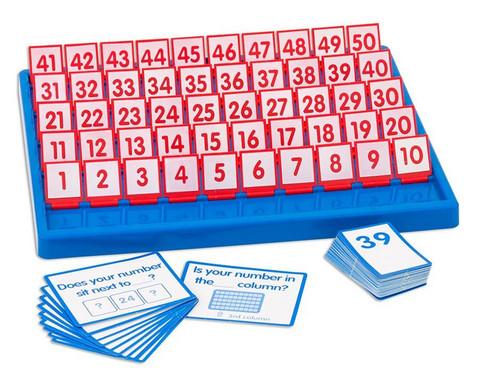 Wie heisst die Zahl Zahlen-Klappen-Spiel