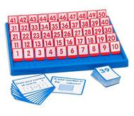 Wie heißt die Zahl? Zahlen-Klappen-Spiel