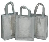 Graue Tasche A4 Hochformat