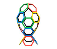 Magnetic polydron gleichschenklige dreiecke for Stabile dreiecke