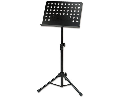 Betzold Musik Profi-Notenpult gelochte Metallplatte