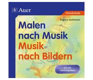 CD: Malen nach Musik - Musik nach Bildern