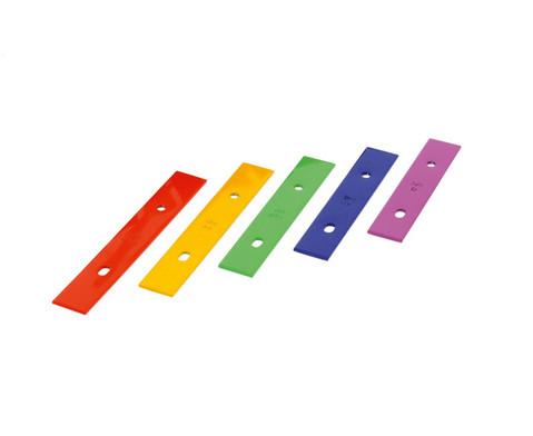 Buntes Glockenspiel chromatische Ergaenzung zum Einwechseln