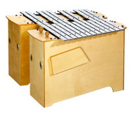 Sonor Großbass-Metallophon GBMP1+GBMP2