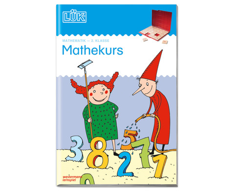 LUEK Mathekurs ab 2 Klasse