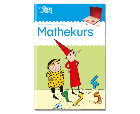 LUEK Mathekurs ab 4 Klasse