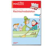 miniLÜK-Heft: Rechtschreibstation 3. Klasse