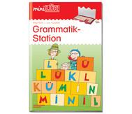 miniLÜK-Heft: Grammatikstation 3./4. Klasse