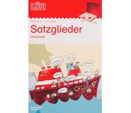 LÜK-Heft: Satzglieder