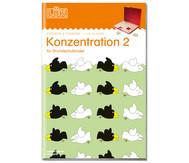 LÜK-Heft: Konzentration 2