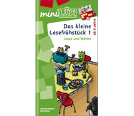 miniLÜK-Heft: Das kleine Lesefrühstück 1