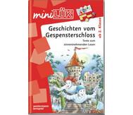 miniLÜK-Heft: Geschichten vom Gespensterschloss
