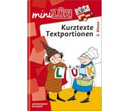 miniLÜK: Kurztexte, Textportionen: Sachtexte-Lesestation