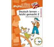 miniLÜK Deutsch lernen - leicht gemacht 2