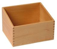 Sortierbox für Fühlbuchstaben