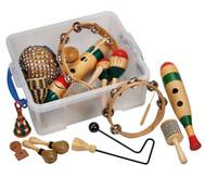 Samba-Instrumente