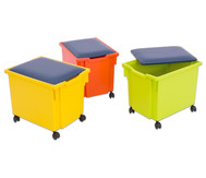 Deckel mit Sitzpolster für Gratnells Materialbox