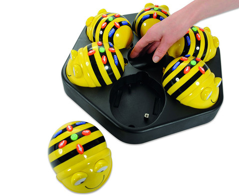 Bee-Bot Ladestation ohne Bee-Bots