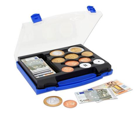 Euro Magnet-Rechengeld im Sortierkoffer