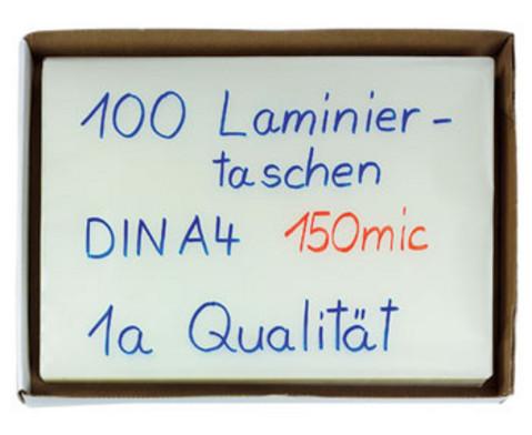 100 Compra Laminierfolien DIN A4 150 mic-2