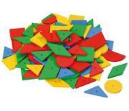 Mosaikformen, 50 Stück