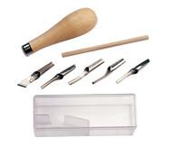 Linolschnitt-Werkzeuge